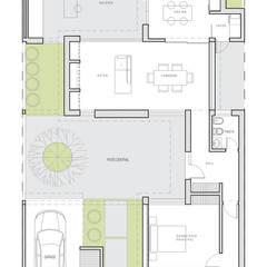 Passive house by ARBOL Arquitectos ,