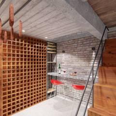 酒窖 by ARBOL Arquitectos