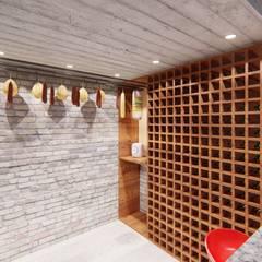 Bodegas de vino de estilo  por ARBOL Arquitectos ,