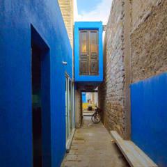 Projekty,  Dom jednorodzinny zaprojektowane przez ÖQ Arquitectos