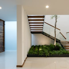 Tangga oleh SAUL LARA arquitectos, Modern