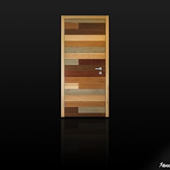 Inside doors by Ercole Srl,