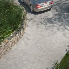 Vườn theo Plaza Yapı Malzemeleri, Mộc mạc gốm sứ