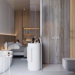 Baños de estilo  por Suiten7