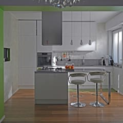 Built-in kitchens by Giulia Grillo Architetto, Modern