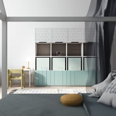Boys Bedroom by Motif Studio