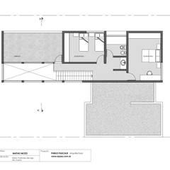 Casa Matias Casas eclécticas de Pablo Pascale Arquitectura Ecléctico