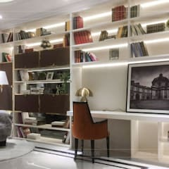 Classic style study/office by ICON INTERIOR Classic
