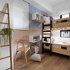 Nursery/kid's room by 寓子設計