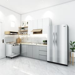 Kitchen set & interior : Unit dapur oleh viku,