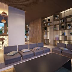 Hotels by Piedra Papel Tijera Interiorismo