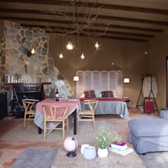 Wine cellar by Piedra Papel Tijera Interiorismo