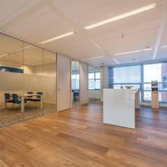 Man Ofis - Ofis Bölme Sistemleri – Petkim Ofisleri Man Ofis Tarafından Tasarlandı:  tarz Alışveriş Merkezleri