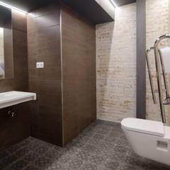 Baños de estilo  por Simetrika Rehabilitación Integral