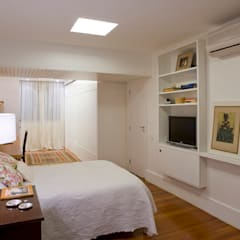 Apartamento LAC Quartos clássicos por Viviane Cunha Arquitectura Clássico