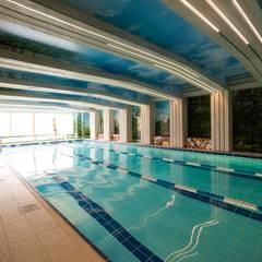 Infinity pool by дизайн-группа 'Лестница'
