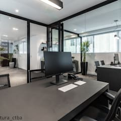 Office buildings by CG arquitetura e interiores