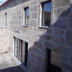 Restauração de Moradia: Casas de campo  por jpg.p Arquiteto