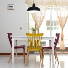 Comedor Casa Pilarica : Comedores de estilo  por Decó ambientes a la medida