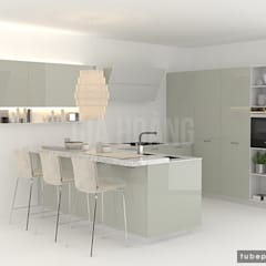 Công ty TNHH Tủ bếp Gia Hoàng – Top 22+ mẫu tủ bếp đẹp chuẩn hiện đại đón đầu xu hướng 2019 – 2020:  tarz Mutfak üniteleri