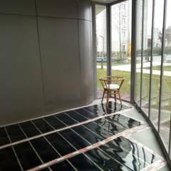 Karbonik ısıtma sistemleri – Balkon  ısıtma:  tarz Balkon
