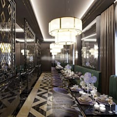 Gastronomy by Студия Luxury Antonovich Design