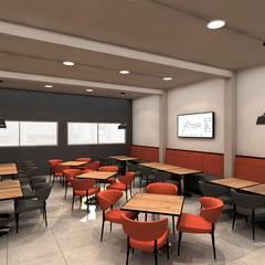 Propuesta para remodelación de Comedor: Comedores de estilo  por AUTANA arquitectos