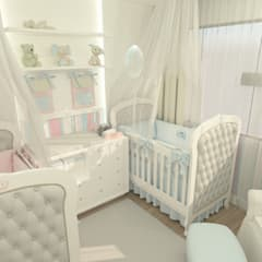 Baby room by JR DECOR - Design de Interiores, Classic