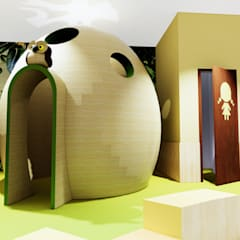 :  Hotels door Stoerrr - Kids Concepts