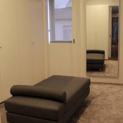Dressing room by Ci interior decor,