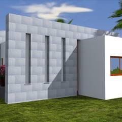 Bungalows by Rios Serna Arquitectos