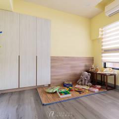 غرف الرضع تنفيذ 元作空間設計