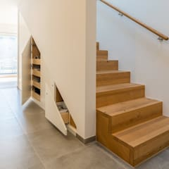 Stairs by Bau-Fritz GmbH & Co. KG