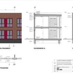 Verbouwing en uitbreiding Verpleeghuis, Maastricht:  Gezondheidscentra door Verheij Architecten BNA