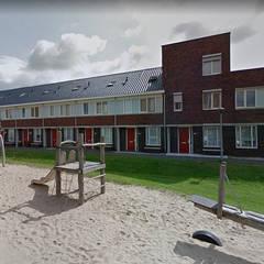 Woningbouw Singelkwartier Schuytgraaf, Arnhem:  Eengezinswoning door Verheij Architecten BNA