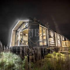 Small houses by Letniskowo.pl Sp. z o.o. Sp.k., Modern
