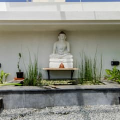 Zen garden by de square