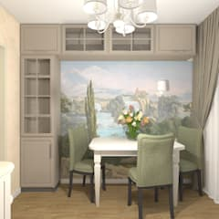 置入式廚房 by ARTWAY центр профессиональных дизайнеров и строителей