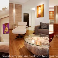 Apartament pod Wawelem : styl , w kategorii Sypialnia zaprojektowany przez MAXDESIGNER,