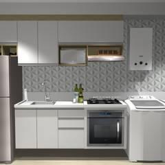 Cozinha planejada por Arq.im Moderno MDF