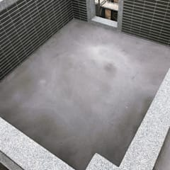 Projekty,  Dach płaski zaprojektowane przez 讚基營造有限公司