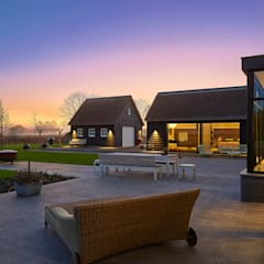 Villas by Vermeer Architecten b.v.