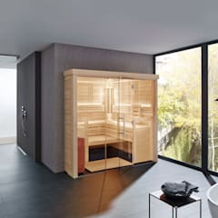 Saunas de estilo  por Saunas Durán