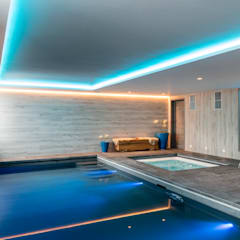 :  Spa by WN Interiors.