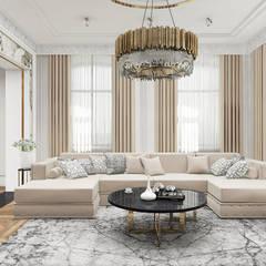 A THING OF BEAUTY | Wnętrza rezydencji: styl , w kategorii Salon zaprojektowany przez ARTDESIGN architektura wnętrz