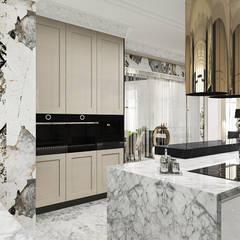 Kitchen by ARTDESIGN architektura wnętrz