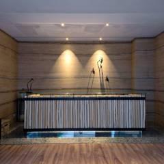 室內設計北歐風:  書房/辦公室 by 大桓設計顧問有限公司,