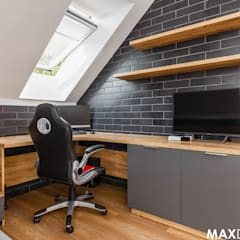 Boys Bedroom by MAXDESIGNER, Modern