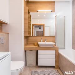 Baños de estilo  por MAXDESIGNER, Escandinavo