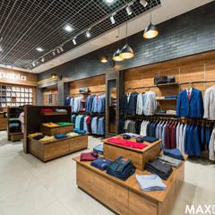 Salon Repablo w Galerii Avenida w Poznaniu: styl , w kategorii Centra handlowe zaprojektowany przez MAXDESIGNER,